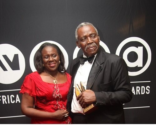 I struggled to get Joke Silva, did not snatch her from any man – Olu Jacobs