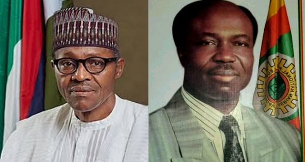 Buhari appoints Dr. Thomas John as acting alternate Chairman of NNPC governing board