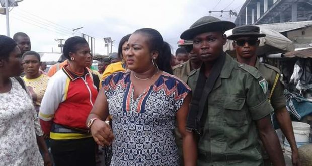Eket Council Boss go against street trading…forced traders off the major roads