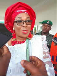 Commissioner's wife joins Mboho Mkparawa Ibibio
