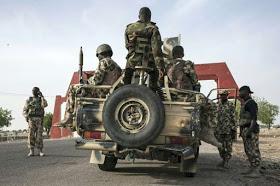 Soldiers Arrest 17 Suspected Militants In Oku Iboku