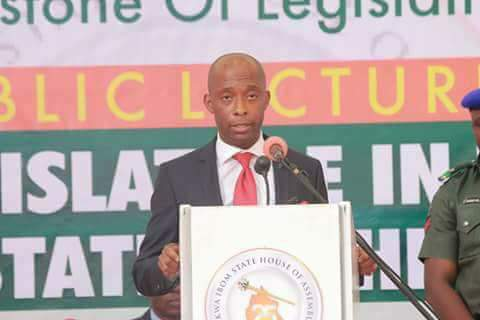 Address By The Speaker Of The Akwa Ibom State House Of Assembly