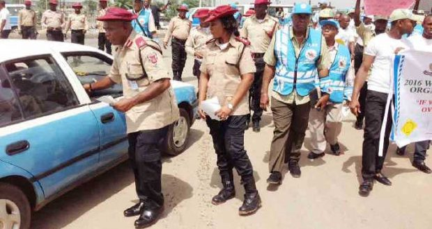 38 FRSC Traffic Offences & Their Penalties