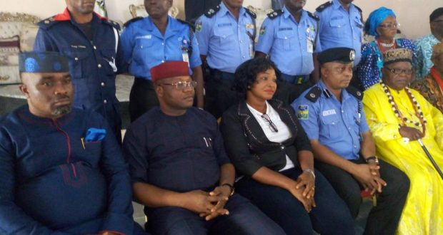 You Are Like Pastors, Not Warriors – Imoh Okon Tells Nigeria Police Force