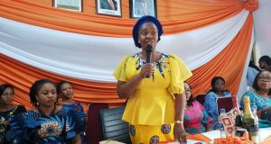 Uyo Chairman's wife sponsors Apostolic Church Media Team on Professional training
