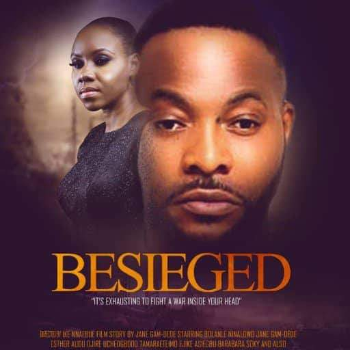 Meet The Brain Behind The Movie 'Besieged' ; Miss Jane Gam-Dede