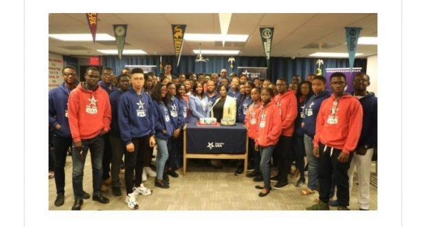 30 Nigerian students bag US government scholarship award