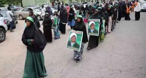 IMN aka Shi'ites proscription: FG acted with impure intention.