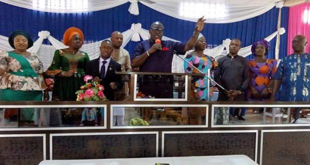 Clergyman Charges Akwa Ibom NUJ Chairman On Repositioning of NUJ, Members Welfare