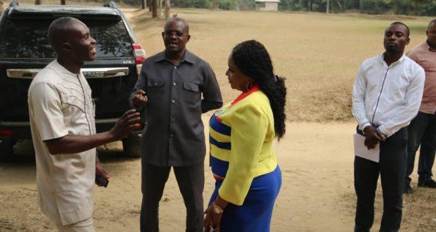 Intensive School Monitoring: Gov Udom Emmanuel Strides.