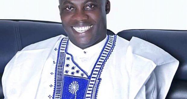 DR. ABASIONO OKON AN ERUDITE ENGINEER TURNED PHILANTHROPIST