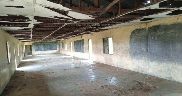 INDIGENS CALL ON AKSG TO RENOVATE PRIMARY SCHOOL, IKOT IKO, IBESIKPO ASUTAN