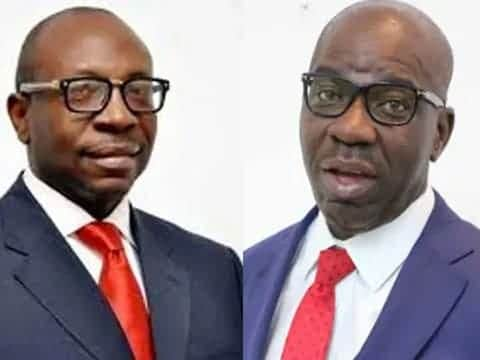 Obaseki's Ward Councilor, Six Others in Oredo LG Declare Support for Ize-Iyamu