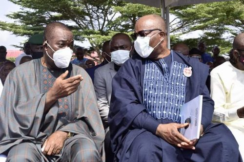 I PRAY GOD TO GIVE US ANOTHER GODSWILL AS GOVERNOR – AKPABIO