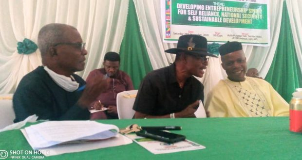 INOCS Holds 19th National Conference …nominate Moses Ekpo as Chairman advisory council