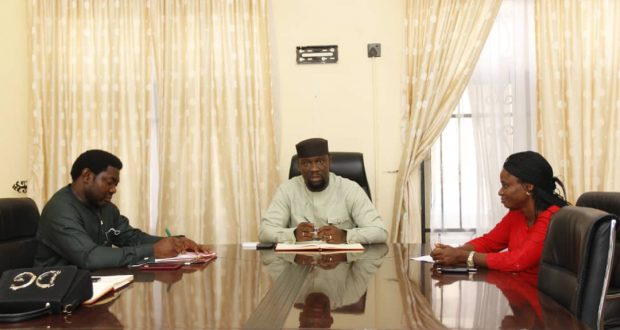 UYO LOCAL GOVERNMENT COUNCIL TO PARTNER DONOR AGENCIES FOR DEVELOPMENT OF THE AREA