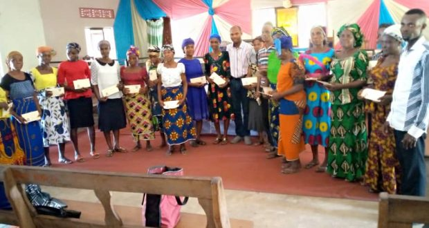 Apostolic Cleric, Jackson Empowers 21 Widows, Orphans, Others
