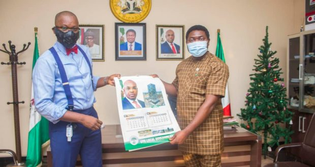 UYO COUNCIL BOSS SEEKS STAKEHOLDERS' SUPPORT IN DEVELOPMENT OF THE AREA