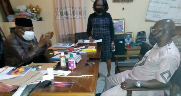 Gov. Udom's Aide Charges Teachers, Students on Revolutionary Mentality towards Educational Foundation