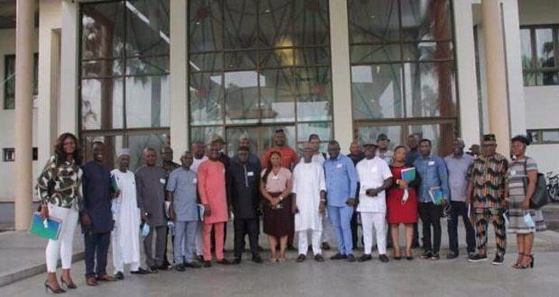 C' River State Lawmakers Ends Retreat in Uyo … speaker hails smooth relationship among arms of govt.