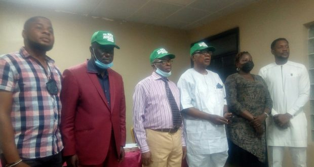 2023: NNG Inaugurates State Exco …promises to build Nigeria that works for all