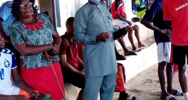 We've Recorded Tremendous Growth since Resumption of 2nd term ~Akparawa Udofia …warns against use of facilities during school hours