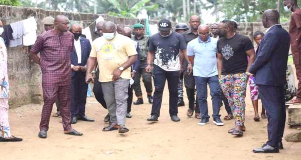 Akwa Ibom billionaire gives automatic employment to Iniubong Umoren's sibling