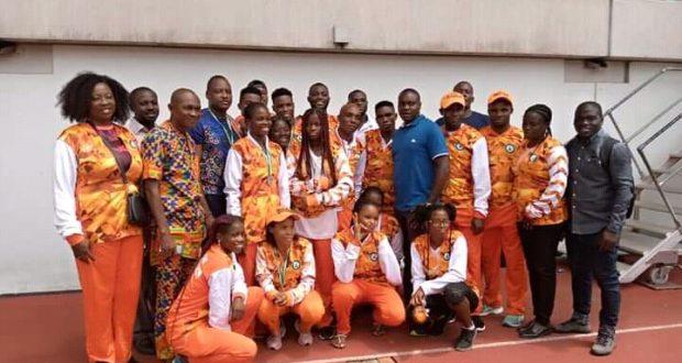 A'Ibom Athletics Association Rewards Athletes For Making the State proud At Edo 2020