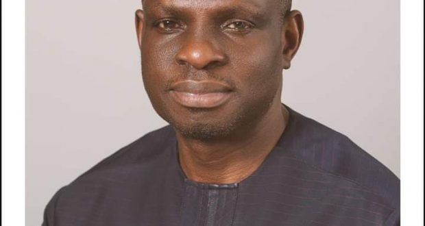 BEHOLD, THE 7TH STATE CHAIRMAN OF THE PEOPLES DEMOCRATIC PARTY, AKWA IBOM STATE, RT. HON. (ELDER) ANIEKAN S. AKPAN
