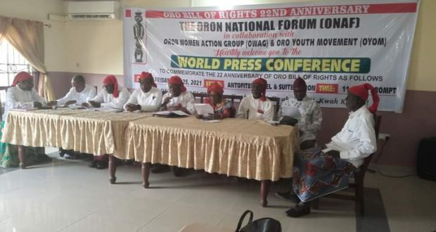 2023: Oro Need not Beg To Clinch Governorship seat~ONAF