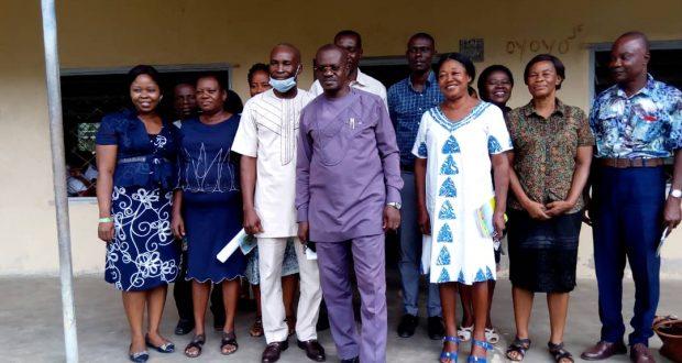 Governor's Aide Tasks Teachers on Professionalism