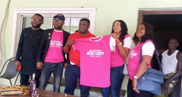 SMART HEALTH COMPASS FOUNDATION,AN NGO PARTNERS HON EKOI OBONG ON MEDICAL OUTREACH IN NSIT ATAI