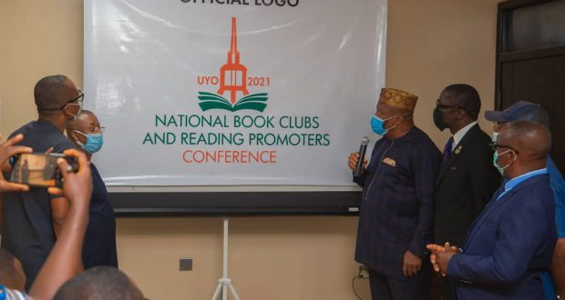 Uyo Book Club Unveils logo …set to host national conference September